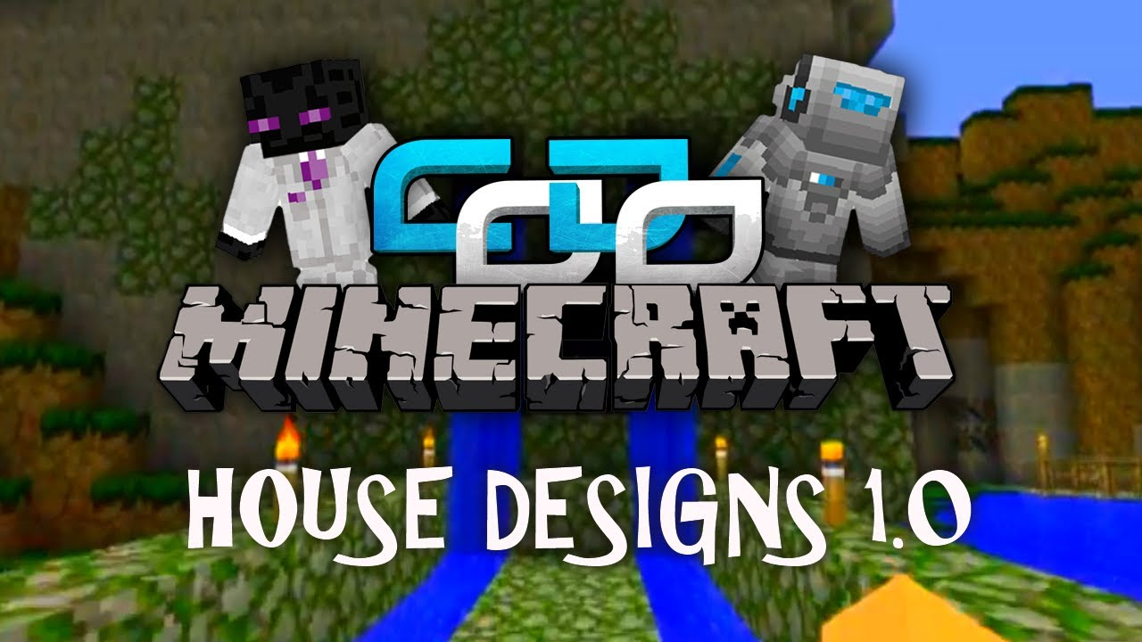 Minecraft Awesome House Designs Ideas