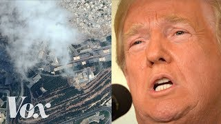 """Why Trump's """"limited strike"""" on Syria probably won't work"""