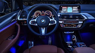 BMW X3 (2018) Interior Design [YOUCAR]. YouCar Car Reviews.