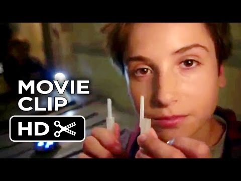 Earth To Echo UK Movie CLIP - Where You Live (2014) - Sci-Fi Adventure Movie HD