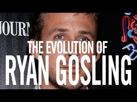 The Evolution of Ryan Gosling