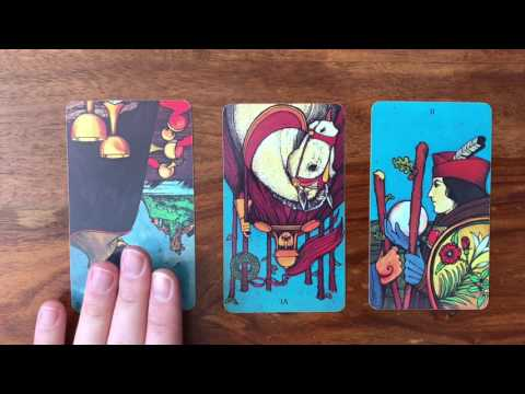 Daily Tarot Reading for 11 May 2017 | Gregory Scott Tarot