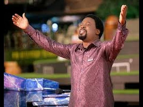 Let us Pray with Prophet TB Joshua: Mass Prayer & Prayer for Viewers 17 Nov 13, Emmanuel TV, SCOAN