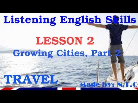 Luyện nghe tiếng Anh với người bản xứ: [Chủ đề du lịch] - Bài 2