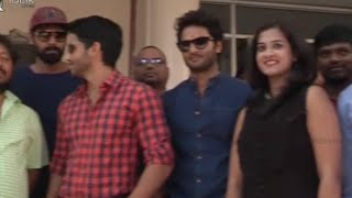 Krishnamma-Kalipindi-Iddarini-Trailer-Launch-video---Sudheer-Babu--Nanditha