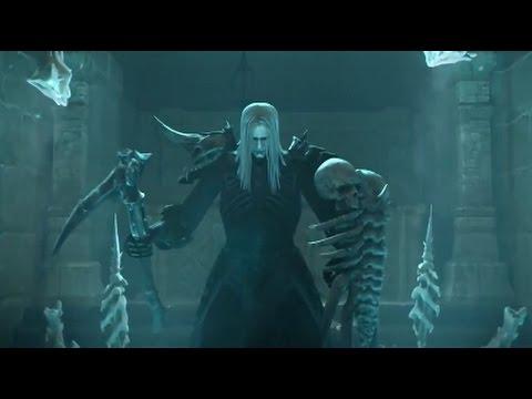 Diablo 3: Necromancer Announcement Trailer - BlizzCon 2016