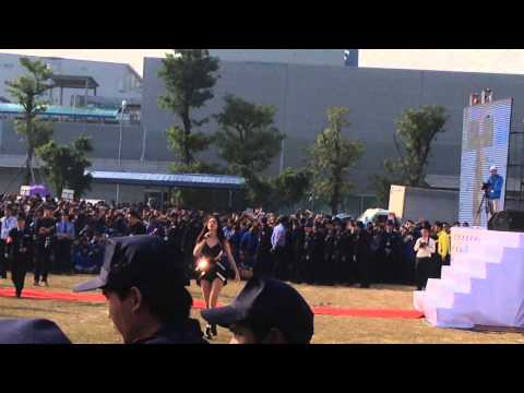 Hồ Ngọc Hà Về Với SamSung Ngày Hội Festival Day 19-12-2013
