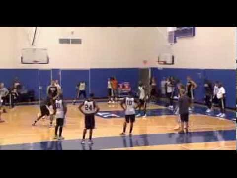 Real Training Camp - Brooklyn Nets - 2013