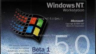 Historia Completa Microsoft Windows 1981-2012 Com Som De
