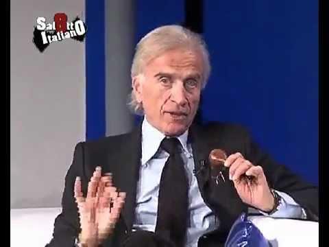 """""""SALOTTO ITALIANO"""" intervista a Gabriele La Porta"""