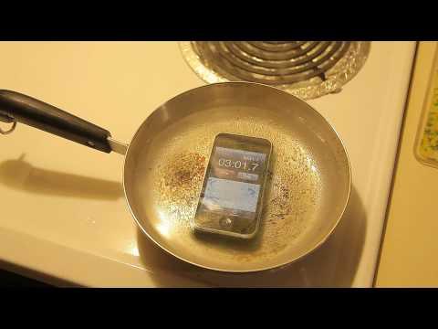 Za jak dlouho uvaříte Iphone?