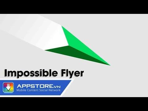 [iOS Game] Impossible Flyer - Đánh võng cùng mũi tên - AppStorevn