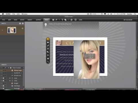 Adobe Project ROME - Working with Photos
