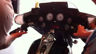 Boom Audio On Harley Davidson Street Glide