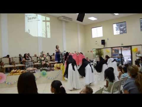 Coreografia Batalha contra o mal  (Michelle Nascimento)