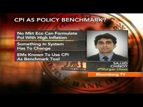 Market Pulse- RBI Panel Suggests CPI As Anchor