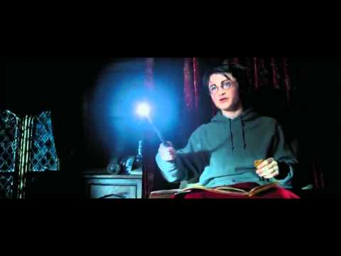 Harry Potter - Prisoner of Azkaban - Tell Those Spiders Ron 1