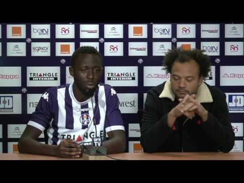 Thomas Ntop, nouvelle recrue du TFC Fabrice Éboue  Thomas Njigol