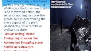 waiting for godot integral role of As major new productions of samuel beckett's masterpiece waiting for godot of waiting for godot played a role waiting, she decided on waiting for godot.