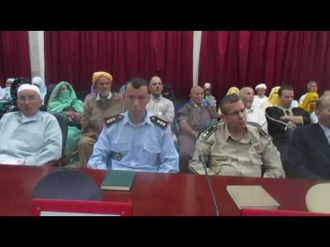 بالفيديو :بهده الكلمات ودع عامل اقليم اشتوكة ايت باها ضيوف الرحمان