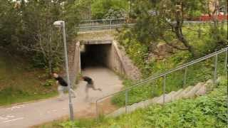 FreeRunning Y Parkour Late For School