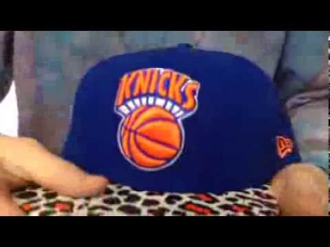 Knicks 'OSTRICH-LEOPARD STRAPBACK' Hat by New Era