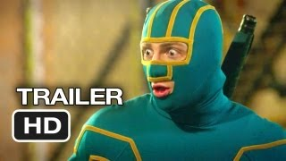 Kick-Ass 2 Official Theatrical Trailer #2 (2013) Chloe