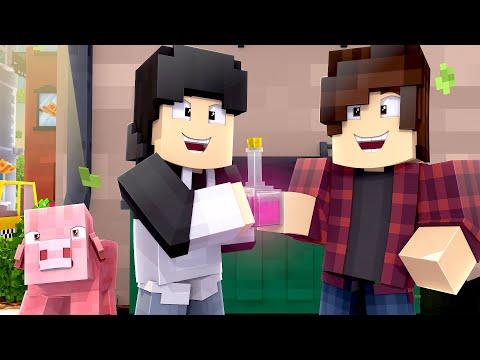 """HAMLET'S ADVENTURE !!"" | Minecraft Roomies- Minecraft Roleplay"