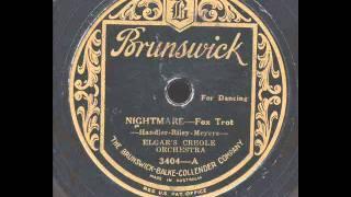 Nightmare : Elgars Creole Orchestra