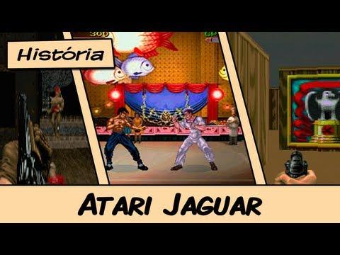 História do Atari Jaguar