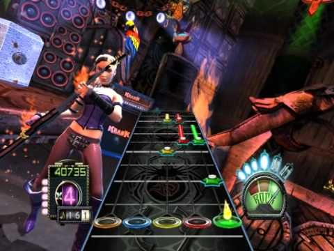 Guitar Hero III - Black Sabbath - Paranoid - 1970 - By Enver