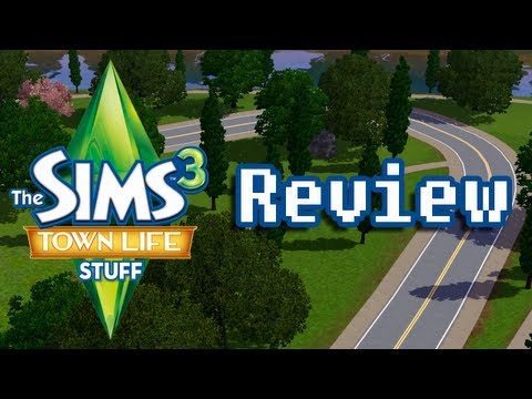 "LGR - The Sims 3 Town Life Stuff Pack Review - YouTube, Is the fourth stuff pack expansion for The Sims 3 worth buying? What exactly does it include? This review of TLS answers these questions and more. Download ""..."