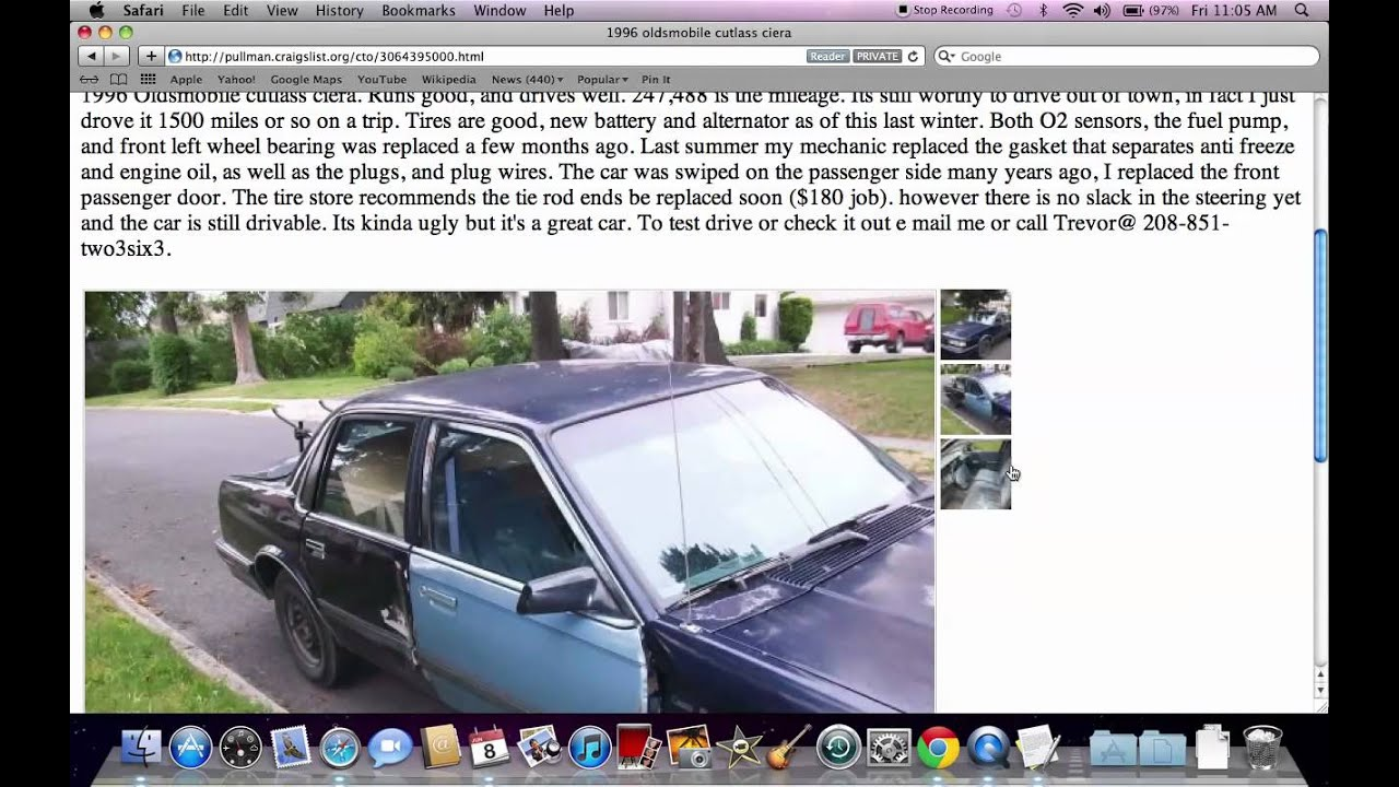 Craigslist Pullman Wa Used Cars And Trucks Cheap Used Cars