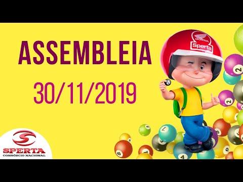 Sperta Consórcio - Assembleia - 30/11/2019