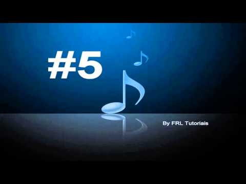 Top 10 - Músicas internacionais de 2013 - mais tocadas (27/09/2013) HD
