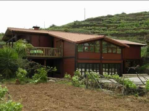 Casas de madera tramat sta cruz de tenerife tenerife - Casas de madera tenerife precios ...