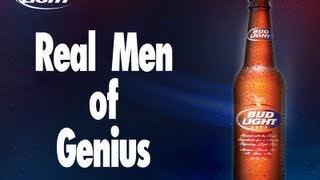 Pandas top 5 bud light real men of genius commercials youtube aloadofball Gallery