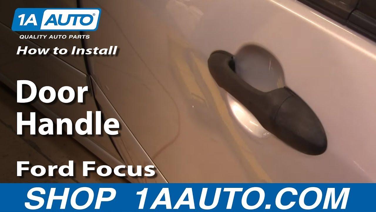2003 ford focus door handle recall. Black Bedroom Furniture Sets. Home Design Ideas