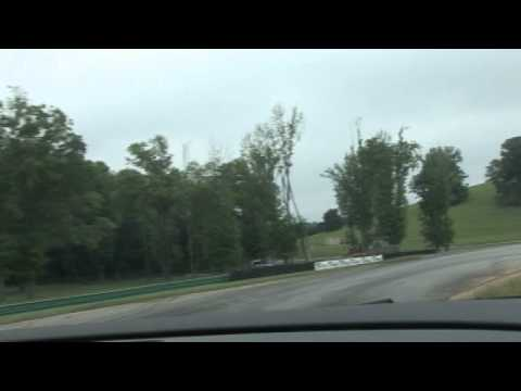 Virginia International Raceway Track Lap