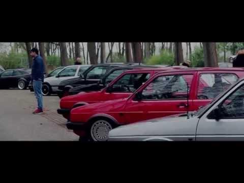 Custom Motor Cars VW Golf Mk2 Meeting - TFB Media