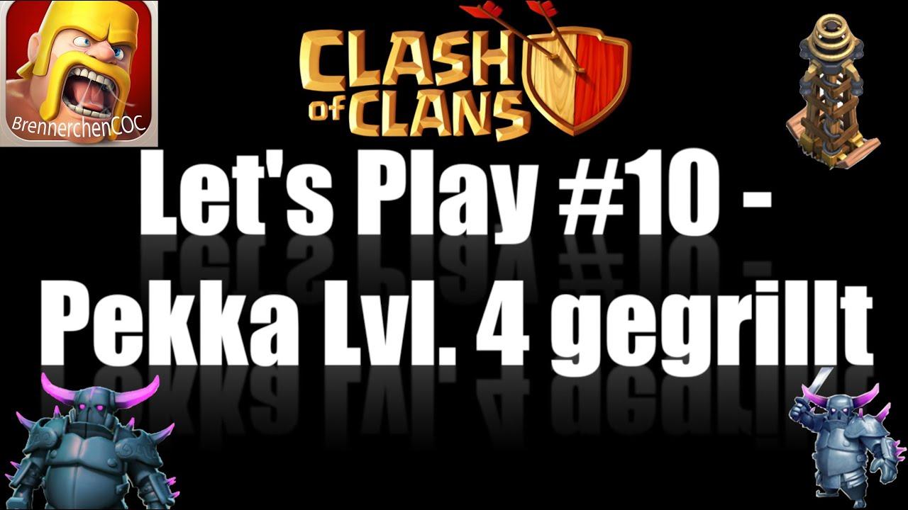 clash of clans pekka level 4 - photo #19