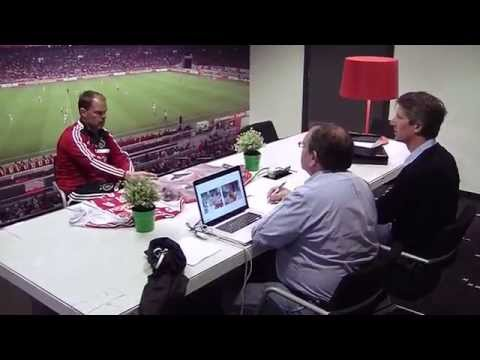 Adidas prank Ajax players and manager Frank de Boer with terrible fake kits