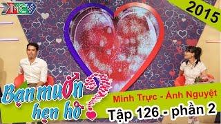 Se duyên thành công cho mối tình chị - em | Minh Trực - �nh Nguyệt | BMHH 126