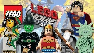 The Lego Movie: Video Game Character Highlights (Free