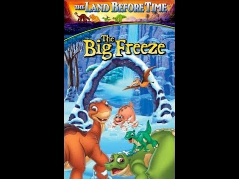 The Land Before Time VIII: The Big Freeze Movie Review