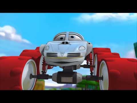Meteor Monster Truck 18 - Závod v jízdě pozpátku