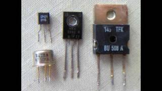 Transistor & MOSFET Eğitimi - İngilizce