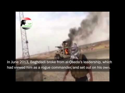 Abu Bakr al-Baghdadi: The man leading ISIS across Iraq
