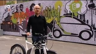 مستقبلا: سيارة ودراجة سمارت كهربائيتان | عالم السرعة