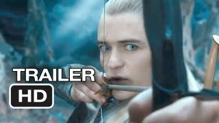 The Hobbit: The Desolation of Smaug International Trailer (2013) - Lord of the Rings Move HD